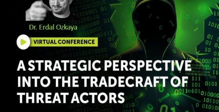 A STRATEGIC PERSPECTIVE INTO THE TRADECRAFT OF THREAT ACTORS Dr Ozkaya