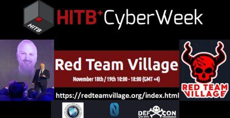 CyberWeek Dr Erdal Ozkaya