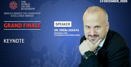Keynote at Global CIO 200 Ozkaya Erdal