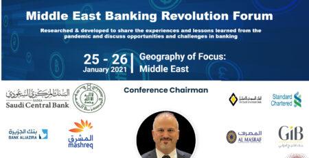 Middle East Banking Revolution Forum Keynote Erdal Ozkaya