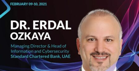 FINNOVEX Financial Services conference Dr Erdal Ozkaya