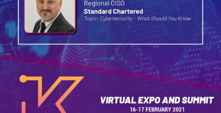 Kuwait Tech Virtual Expo Erdal Ozkaya