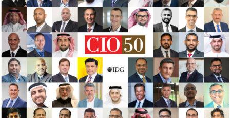 CIO 50 Middle East Award Erdal ozkaya