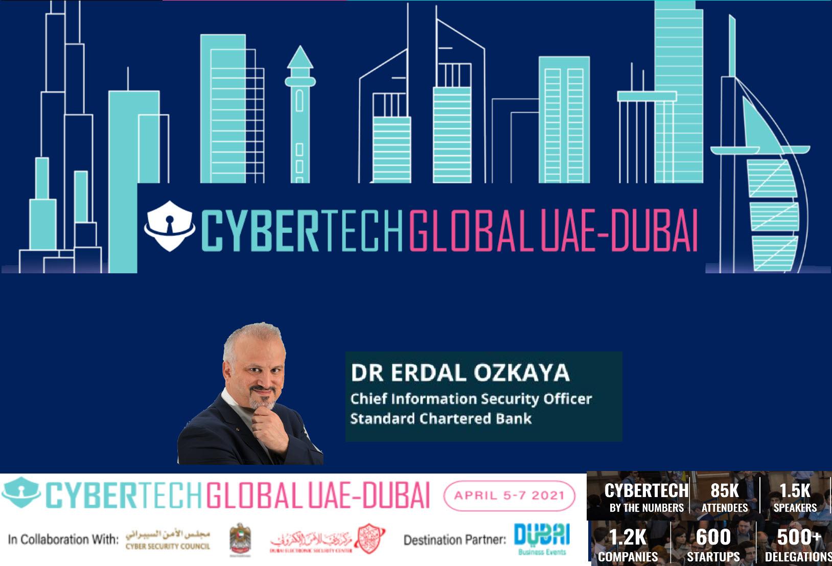 CyberTech Global Dr Erdal Ozkaya