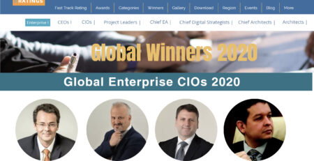 Global CIO Award