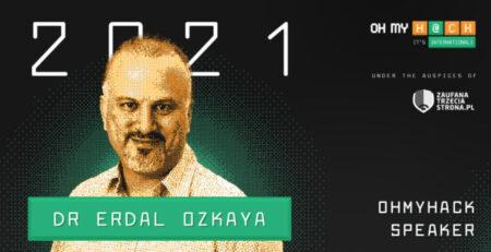 speaker Erdal ozkaya
