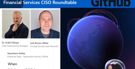 GitHub CISO RoundTable