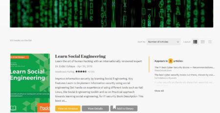 Best Cybersecurity Books from read it twice Dr Erdal Ozkaya