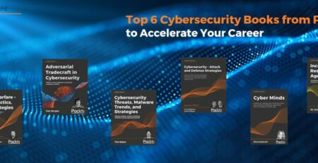 Top 6 Cybersecurity Books