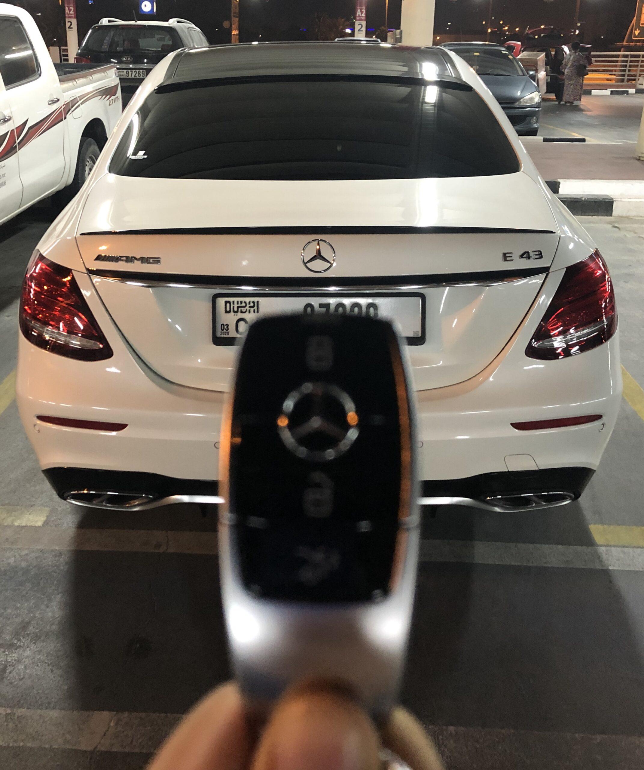 Mercedes Benz AMG Erdal Ozkaya
