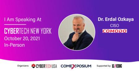 CyberTech 21 NYC Dr Erdal Ozkaya