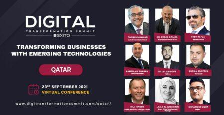 Digital Transformation Summit Qatar