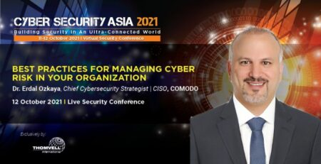 Cybersecurity Summit Asia