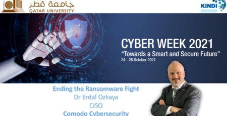 Qatar University Cyber Week